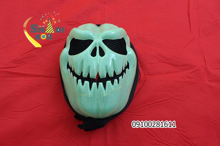 خرید-ماسک-شبتاب-هالوین-اسکلت-ترسناک-حال-بهم-زن-خفن-برای-جشن-و-ترسوندن-دوستان