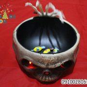 دست-شوخی-اسکلت-کاسه-شکلات-ترسناک-بیرای-هالووین---فروش-عمده-کلیه-لوازم-هالویبن