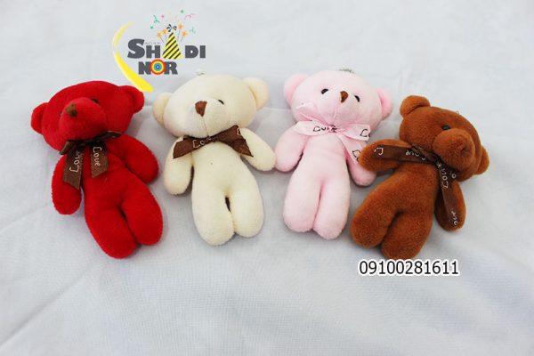 خرس ولنتاین - فروش عمده لوازم ولن تاین و کادویی پخش لوازم کادویی عروسک