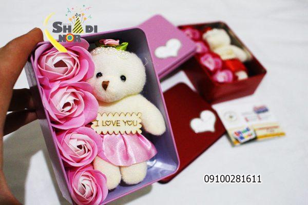 گل ولنتاین گل ولنتاین جدید شکلات و گل ولنتاین هدیه و گل ولنتاین عکس خرس و گل ولنتاین فروش عمده گل و عروسک ولنتاین