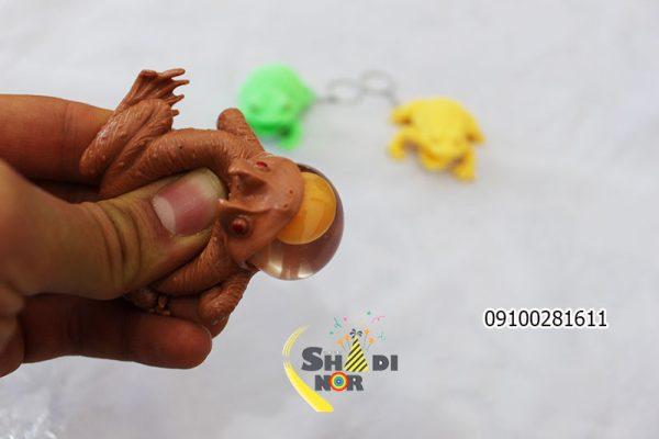 فیجت قورباغه تخم گذار -میشبال قورباغه تخم گدار پخش عمده اسکویشی و فیجتبال و میشبال