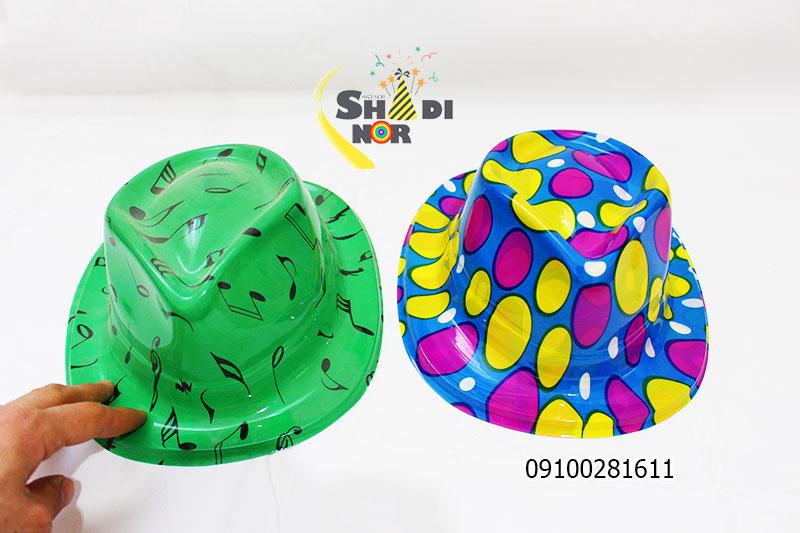 خرید کلاه طلقی شاپو - فروش عمده لوازم بلک لایت