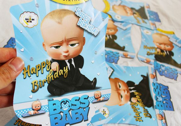 ریسه تولد تم بچه رییس _خرید و فروش عمده ریسه تولد تم بچه رییس