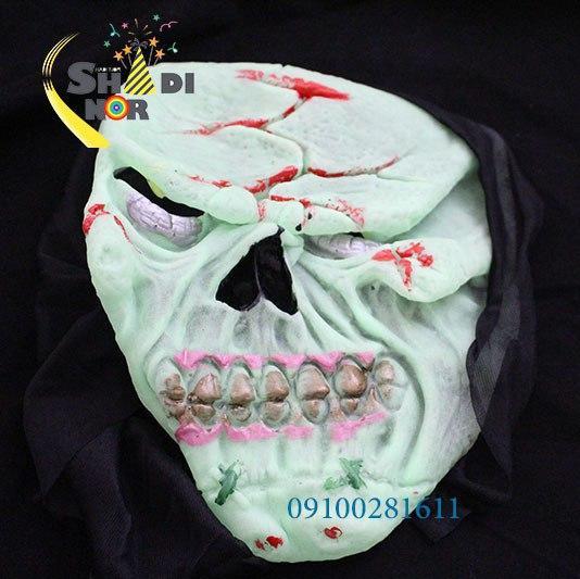 فروش عمده لوازم هالووین ماسک شبتاب هالووین