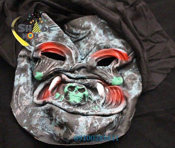 فروش عمده لوازم هالووین ماسک ترسناک هالووین