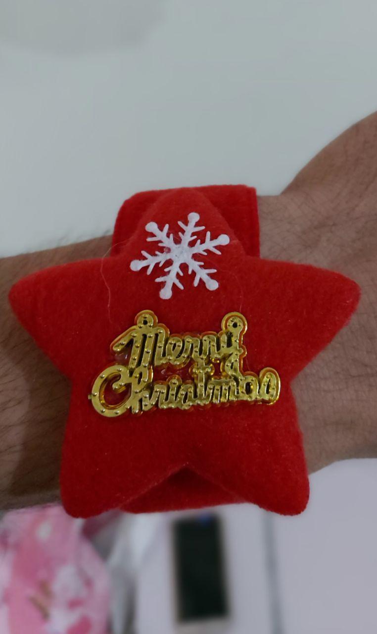 قیمت عمده لوازم کریسمس دستبند گیفت کریسمس
