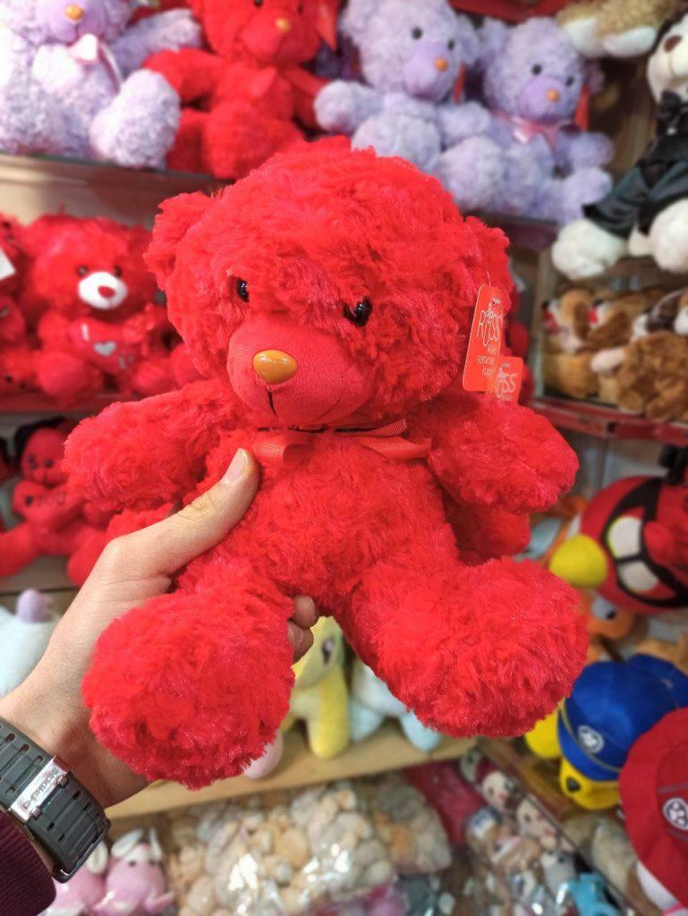 قیمت عمده لوازم ولنتاین عروسک خرس ولنتاین