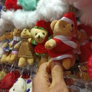عروسک آویزانی خرس